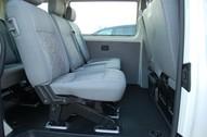 AUTO NOMA// VW Transporter L1H1 2009 1.9D 9 vietas/dubulta apsilde/kondicionieris
