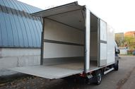 AUTO NOMA//VW CRAFTER BOX/LIFT