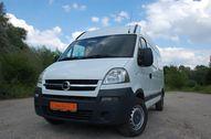 AUTO NOMA//Opel Movano L2H2 3500kg