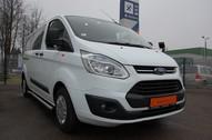 AUTO NOMA//Ford Transit Custom 2015 L2H1 garais/9 vietas/Kond/Kruīz