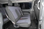 AUTO NOMA//Opel Vivaro/Renault Trafic NEW 2016 L2H1 garais/9vietas/kondic/dubulta apsilde