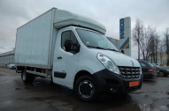 AUTO NOMA // Renault Master L4H4 2010 2.3D 6man NAVI/CLIMA/3P